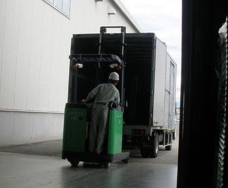 北上運輸_流通センター倉庫3